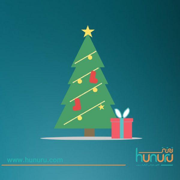 درخت کریسمس اچتیامال