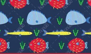 پترن ماهی